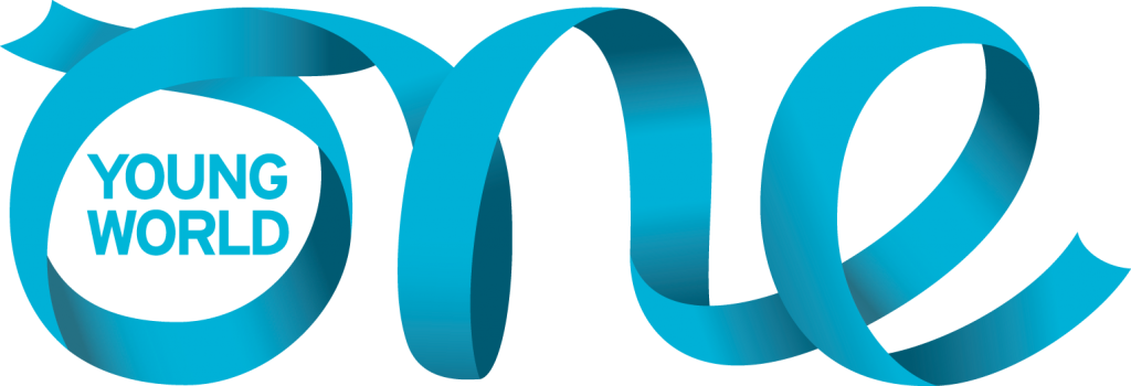one young world logo